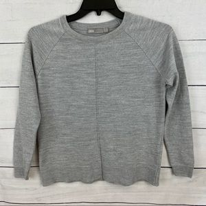 ASOS Grey Basic Pullover Sweater  Size 4